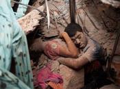abrazo dolor tragedia Bangladesh