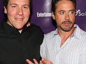 Robert Downey repetirá Favreau después saga 'Iron Man'