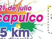 Acapulco Carrera Color fecha Julio