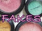 """Imitaciones """"Fakes"""" MAC: Sombras Coloretes"""