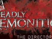 Deadly Premonition Director´s Cut, análisis (Ps3)