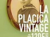 estado allí: placica vintage