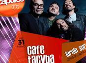Cafe Tacuba jardin festival acapulco 2013