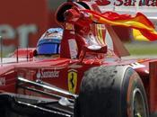 Mas, obligado felicitar Alonso paseó bandera española