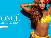 Bañadores H&M mano Beyonce.