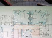 Planos casas célebres series televisivas