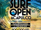 Surf Open Acapulco Julio 2013