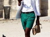 ¿Cómo llevar pantalones cortos?