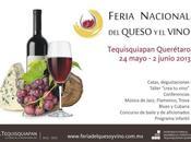 Anuncia Tequisquiapan Feria Nacional Queso Vino