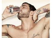 Coca Cola Ligtht desnuda Marc Jacobs, literalmente!!!