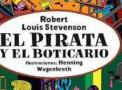 Novedad: pirata boticario' Robert Stevenson