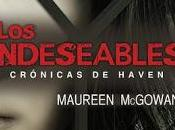 Reseña indeseables, Maureen McGowan