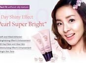 """From Asia with Love"" Cream ""Precious Mineral Bright Fit"" ETUDE HOUSE"