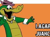 lagarto Juancho (Wally Gator).