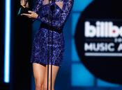 Taylor Swift arrasa premios Billboard ocho galardones