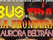 Obús, Triana, Frontera Aurora Beltrán Rock States Festival jienense