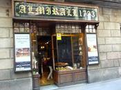 BARCELONA...ANTIGUA LIBRERÍA ALMIRALL ,1733... CARRER PRINCESA 16...21-05-2013...