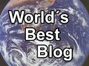 mejor blog Mundo World´s best