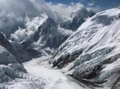 cuerda fija, primera cumbre Everest. Desnivel