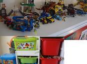 Cómo ordenar piezas Lego
