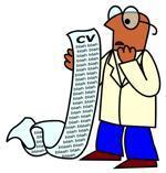 longitud ideal Curriculum Vitae