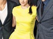 Kristen Stewart habla Pattinson
