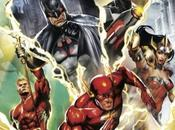 "Tráiler ""Justice League: Flashpoint Paradox"" basada cómic Geoff Johns"