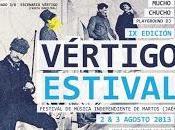 Vértigo Estival 2013: Guadalupe Plata, Chucho, Josh Rouse, Mucho, Ultrarouge...