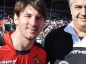 Messi podría jugar Copa Libertadores Newell's Boys