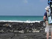 """cámaras Google """"Trekker"""" capturan Galápagos"""