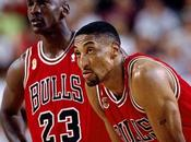 Scottie Pippen, perfecto escudero