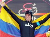 Rigoberto Urán corona subcampeón Giro Italia