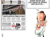 Cuando paro supera, España, seis millones.