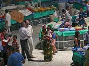 bazares Uzbekistán