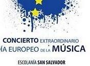 europeo música Escolanía Salvador