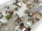 Planos realistas casas Houston, Texas