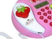 Teléfono fresa