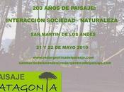 Paisaje Patagonia: años Paisaje: Interaccion Sociedad Naturaleza