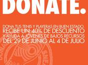 Colecta ¨Just Donate¨