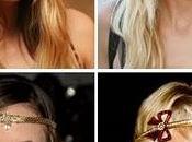 Diademas: hippie hair!