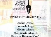 Colombia exposición: Mujeres Afro Caricatura