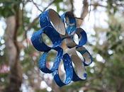 Flores papel higiénico