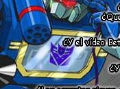 Videojuegos Transformers