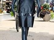 """""""Sidewalk Catwalk"""". Moda arte calles Nueva York"""