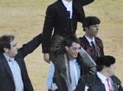 Feria taurina córdoba: ventura suma otra puerta grande primera