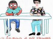 Dibujos Librería Arcadia Mediática.