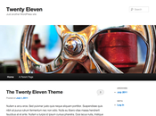 ¿Cómo incluir sidebar tema Twenty Eleven WordPress?