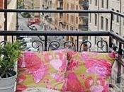 Decorar balcón