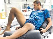 revisión médica Neymar pagó Madrid