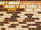 Sonorama 2013: Loquillo, Soleá Morente Evangelistas, Pony Bravo, Triángulo Amor Bizarro...